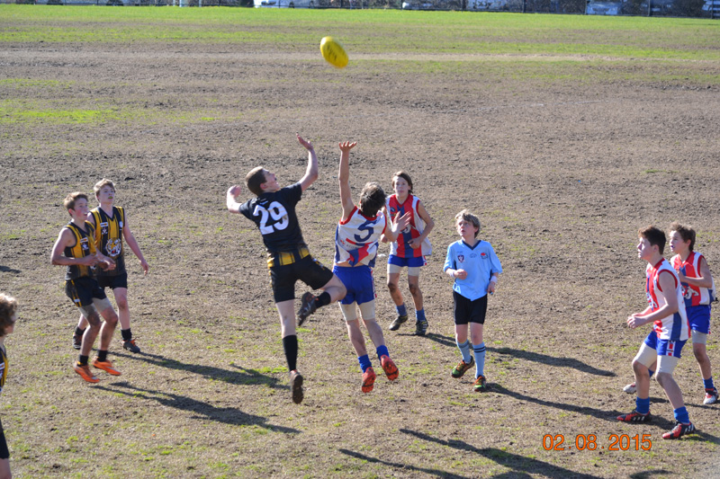 Auskick – begins April 20