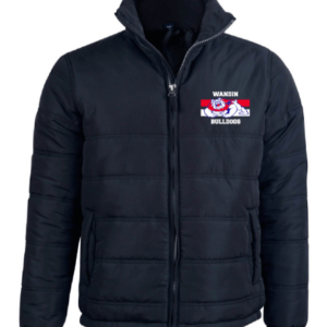 WJFC Long Sleeve Puffer Jacket